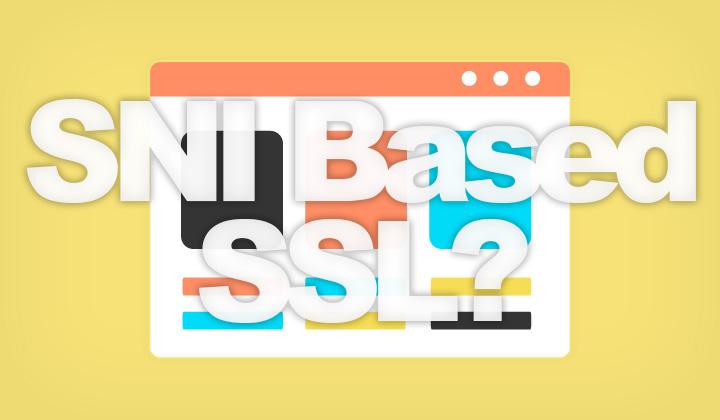 SNI Based SSL