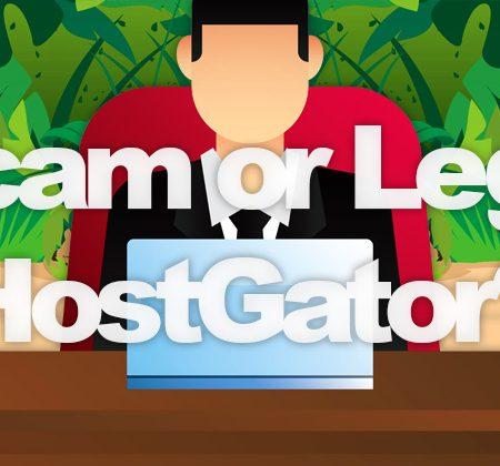 Scam or Legit HostGator