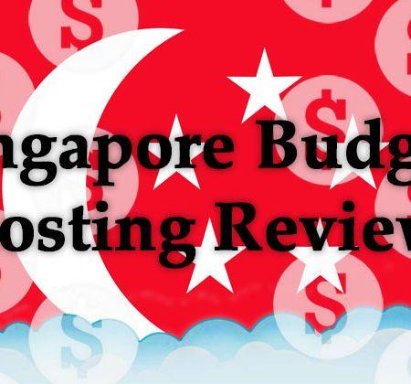 Singapore Budget Hosting Review
