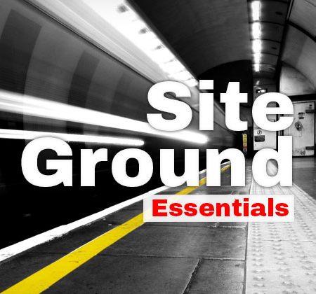 SiteGround Essentials