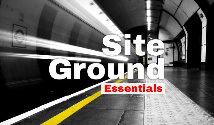 SiteGround Essentials