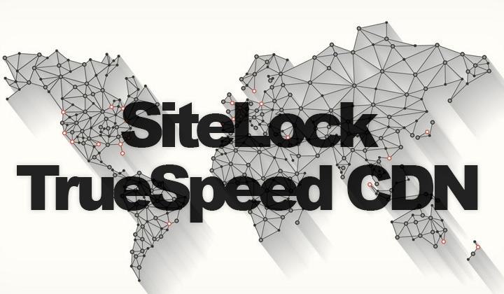 SiteLock TrueSpeed CDN