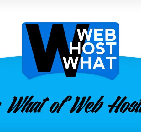 The What of Web Hosting