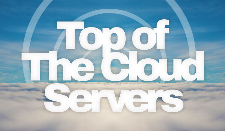 Top Cloud Server Hosting