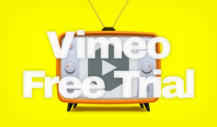 Vimeo Free Trial