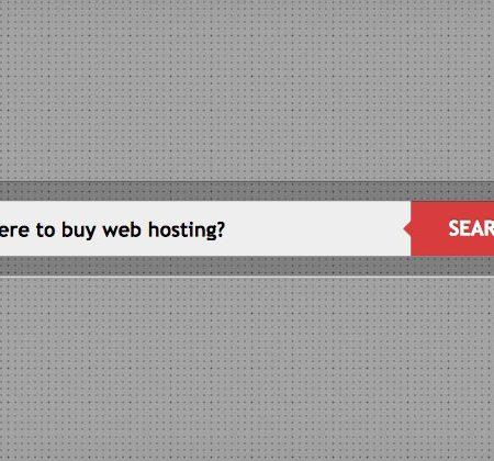 Web Hosting Search