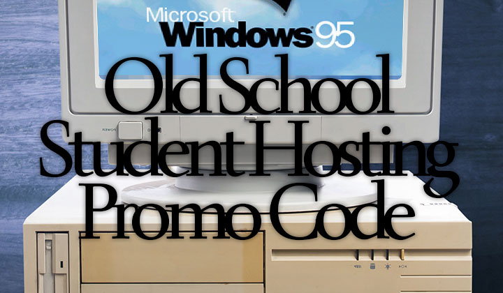 WebHostingForStudents Promo Code