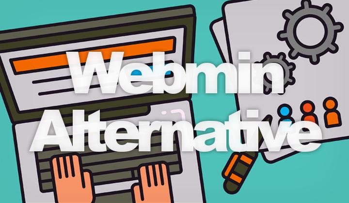 Webmin Alternative