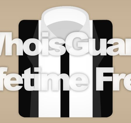 WhoisGuard Free Forever