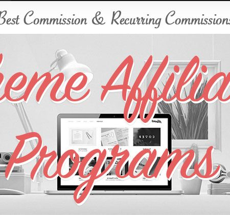 WordPress Theme Affiliate Programs
